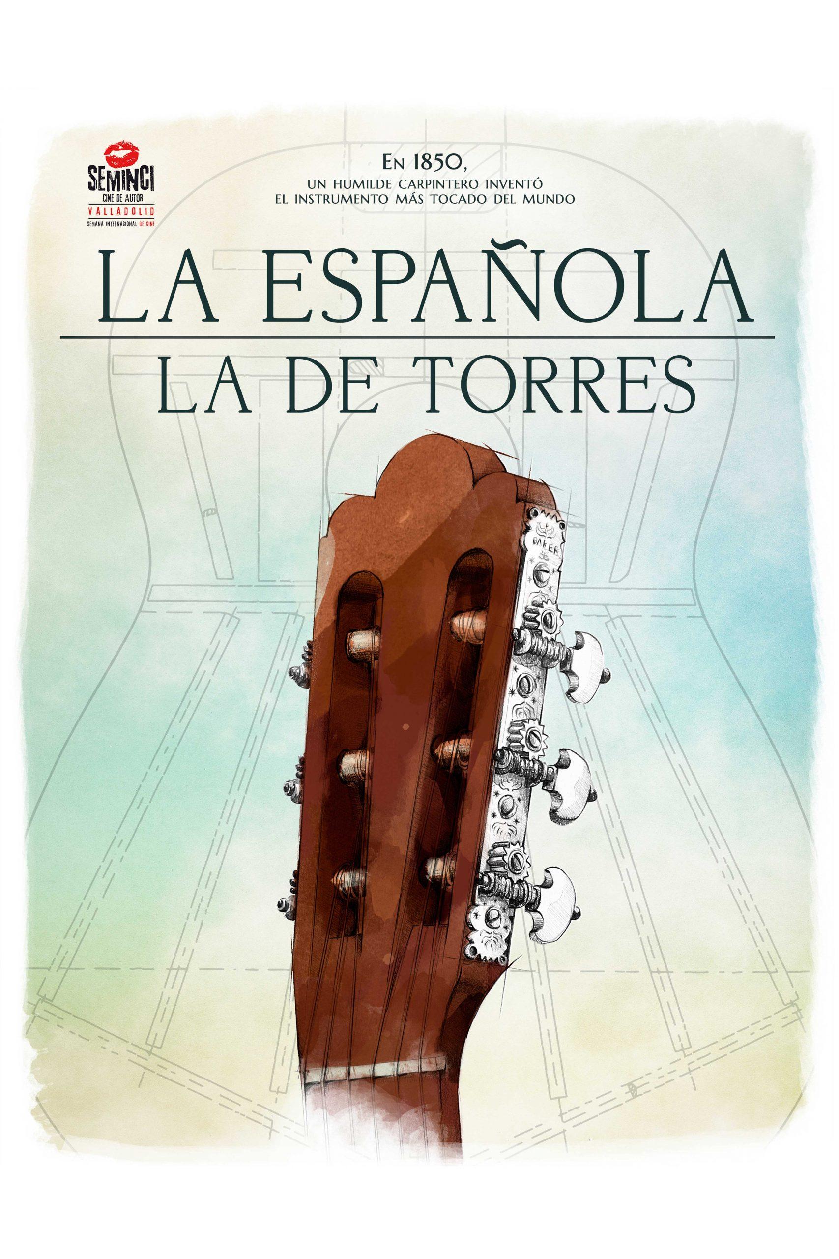 Cartel-La-Española,-la-de-Torres